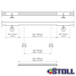 Dotykový stmívač LED007044,...
