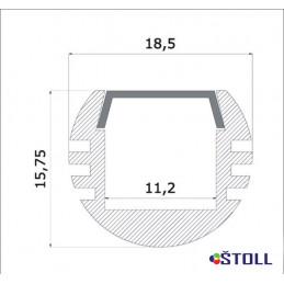 Konektor ELE001057, 1 pin...