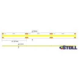 Spojka LED001014 tvar T pro...