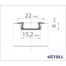 Žárovka LED013015, 17W,...