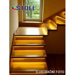 LED inteligentní schodiště...