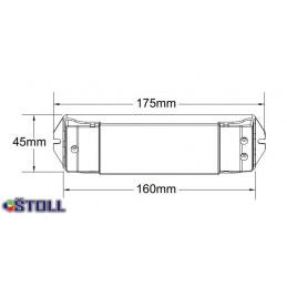 Přijímač ŠTOLL LED006046, 3...