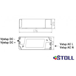 Napěťový zdroj ŠTOLL...