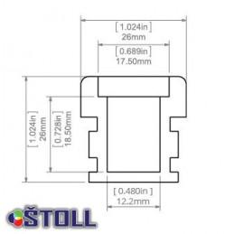 Zesilovač ŠTOLL LED015007,...