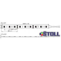 Přijímač LED006050, 1...