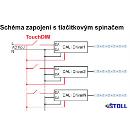 Napěťový zdroj ŠTOLL 12Vdc...