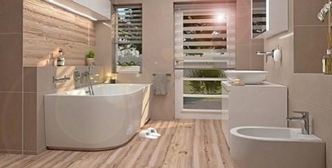 Design koupelny na míru